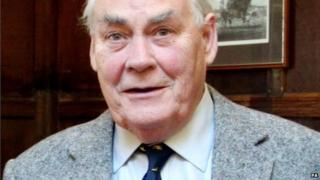Sir Jay with returned library book