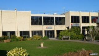 Stratford Park Leisure Centre, Stroud