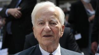 Richard von Weizsaecker, July 2014