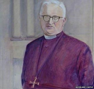 Bishop Ian Ramsey by George Speake