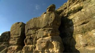 West Cliff, Hastings