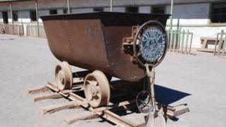 Humberstone: A Chilean ghost town's English past