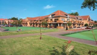 Potters Resort, Hopton-on-Sea