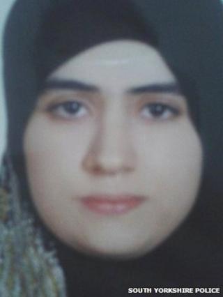Sara Al Shourefi