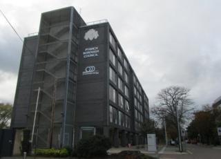 Grafton House, Ipswich Borough Council