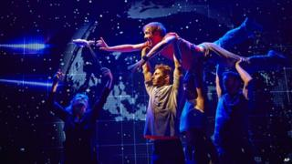 Curious Incident of the Dog in the Night-Time on Broadway