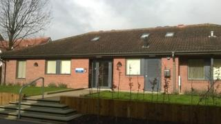 The North Norfolk CCG offices are based in Aylsham
