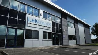 Lektronix warehouse