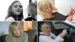 Olie Pullen, Michelle Pindar, Melissa Ede, Kellie Maloney