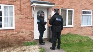 Aggravated burglary in Bridgwater