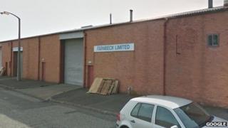 Farnbeck Ltd premises, Edinburgh