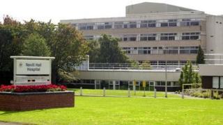 Nevill Hall Hospital