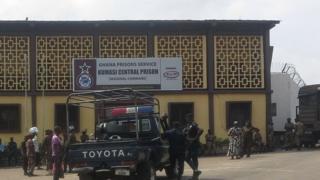 Kumasi prison (February 2015)