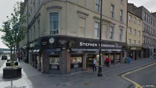 Stephen Henderson jewellers