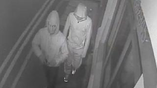 CCTV of the suspects