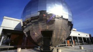 Planetarium @Bristol