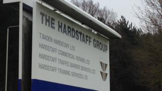 T Baden Hardstaff Ltd, in Gotham, Nottinghamshire