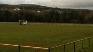 Clarendon Pitches, north Belfast