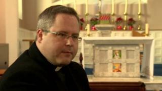 Father Damian McCaughan