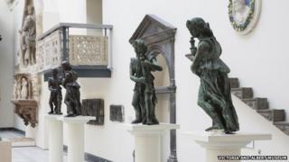 Wolsey statues
