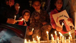 Commemoration for Jordanian pilot killed by IS