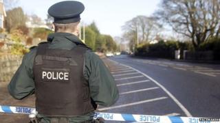 The crash happened on the Antrim Road, north Belfast