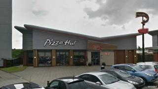 Pizza Hut Falkirk