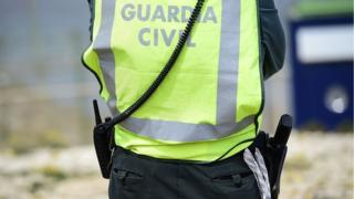 Guardia Civil Police Officer