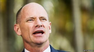 Queensland Premier Campbell Newman (January 2006)