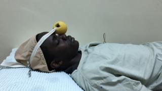 17-year-old Cyrus Mbugua
