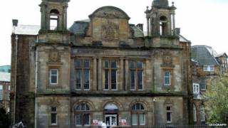 Glasgow Victoria Infirmary