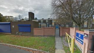 Royal School for the Deaf, Derby