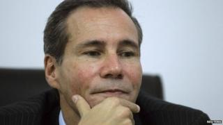 Alberto Nisman, picture from 29 May 2013