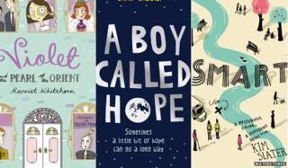 Children's shortlist books