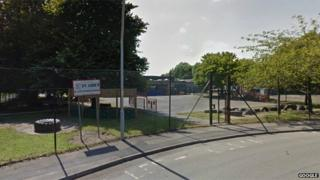 St Luke's CE School in Longsight