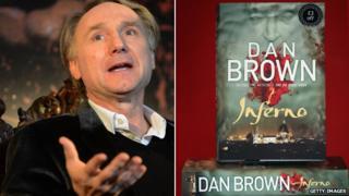 Dan Brown and his novel Inferno
