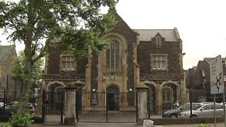 Ballymena courthouse is one of those earmarked for closure