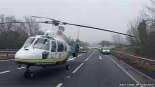 The Great North Air Ambulance