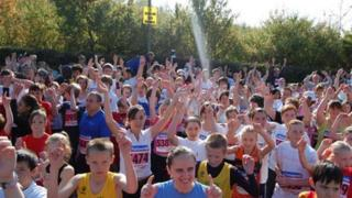 Swindon Half Marathon
