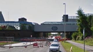 St Quentin Gate, Telford