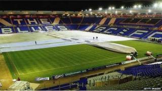 Birmingham City's ground