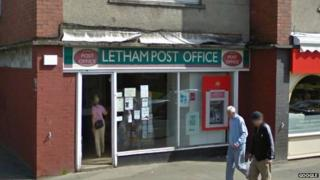 Letham Post Office