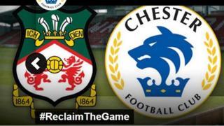 Reclaim the game logo
