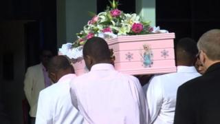 Coffin of Andrea Gada