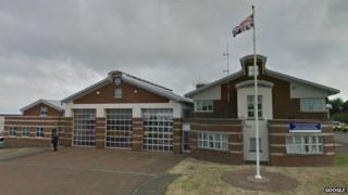 Ryde Fire Station