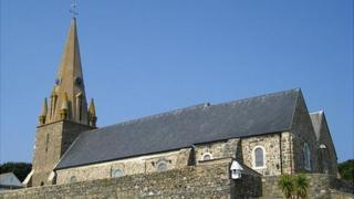 Guernsey's Parish Church of the Vale