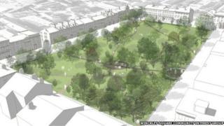 Winckley Square development plans