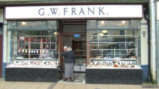 GW Frank