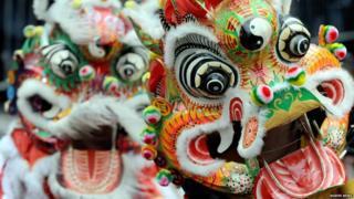 Chinese New Year, Newcastle