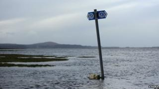 Wales Coastal Path, Gower